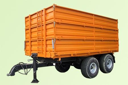 Полуприцеп тракторный самосвальный 1ПСТ-12У, цена в Самаре