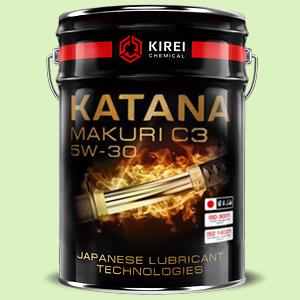 KATANA Makuri C3 5W-30