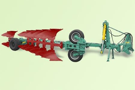 Плуг оборотный ППО-8-45-01