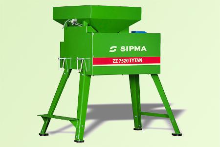Плющильные машины серии TYTAN | Зерноплющилки SIPMA серии ATLAS, цена в Самаре