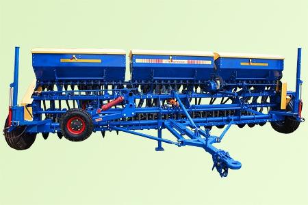 Сеялка зернотуковая рядовая СЗР-5,4, цена в Самаре