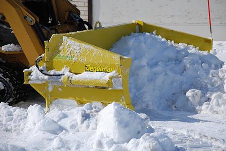 Отвал для уборки снега Degelman Speed Blade, цена в Самаре