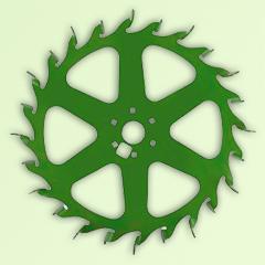 Шпорное колесо