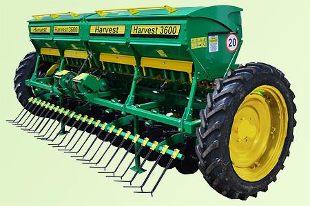 Сеялка зерновая СЗУ-3,6 Harvest