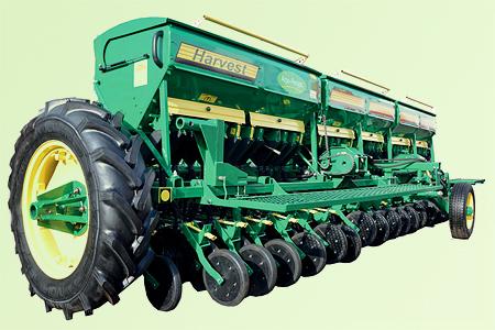Сеялка зерновая СЗУ-5,4 Harvest
