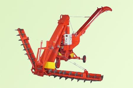 Метатель зерна самопередвижной МЗ-90С