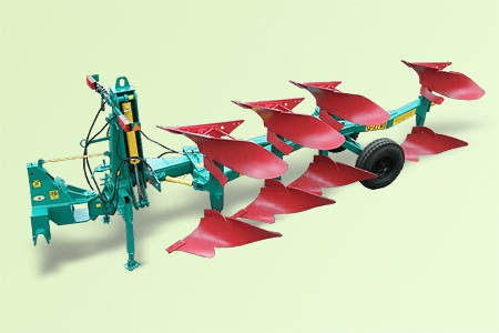 Плуг оборотный ППО-4+1-40К БМ
