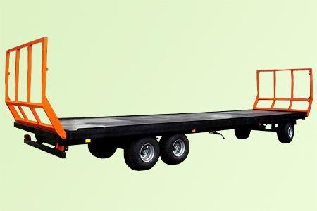 Прицеп-рулоновоз тракторный ППР-11