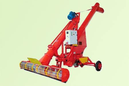 Погрузчик зерна самопередвижной ПЗ-100