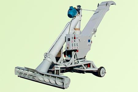 Метатель зерна самопередвижной МЗ-60